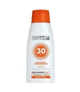 Dermolab Sun Milk Face And Body Spf30 200Ml