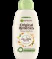 Garnier - Original Remedies Shampoo Milk Almonds 300 Ml