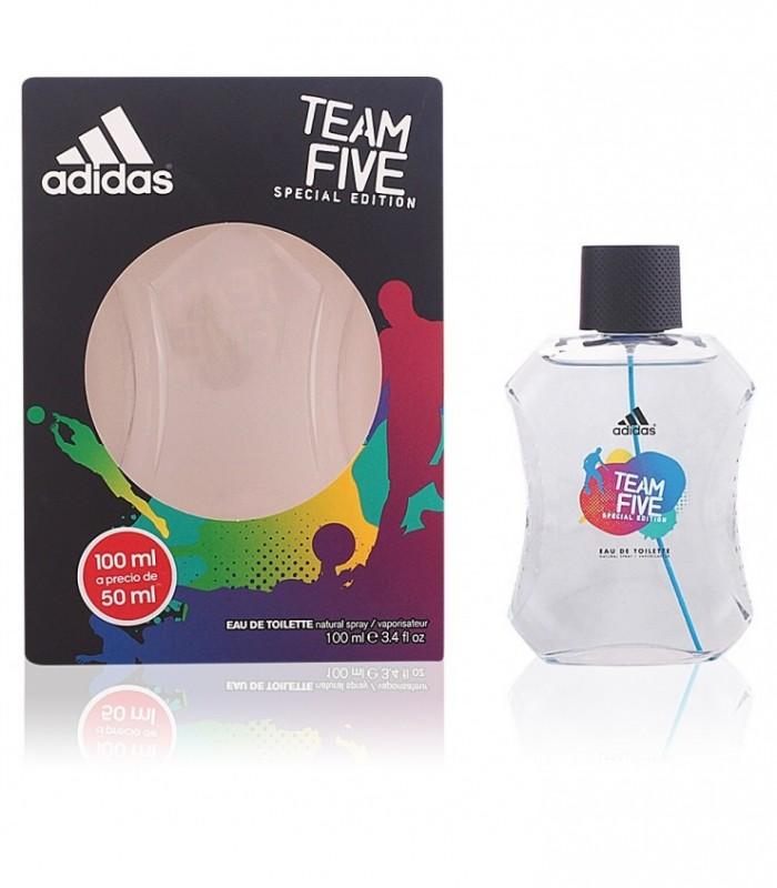 Adidas Team Five Eau De Toilette 100Ml