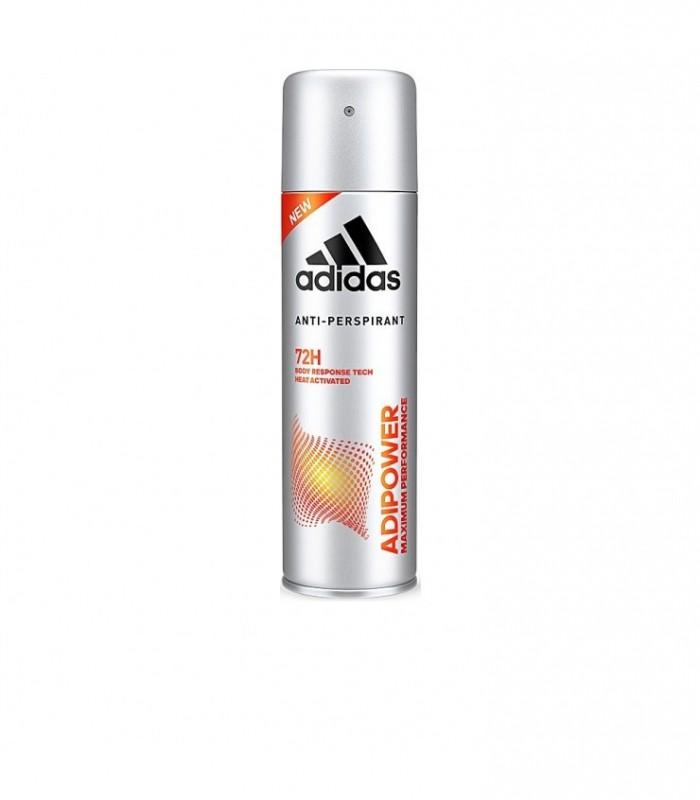 Adidas Adipower 72H Deo 200 Ml