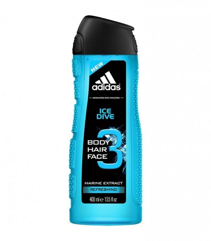 Adidas Ice Dive Shower Gel 400 Ml