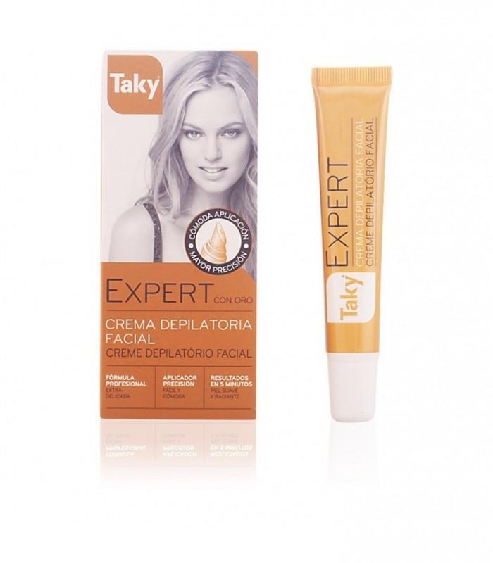 Taky Expert Con Oro Cream Depilatory Facial 20Ml