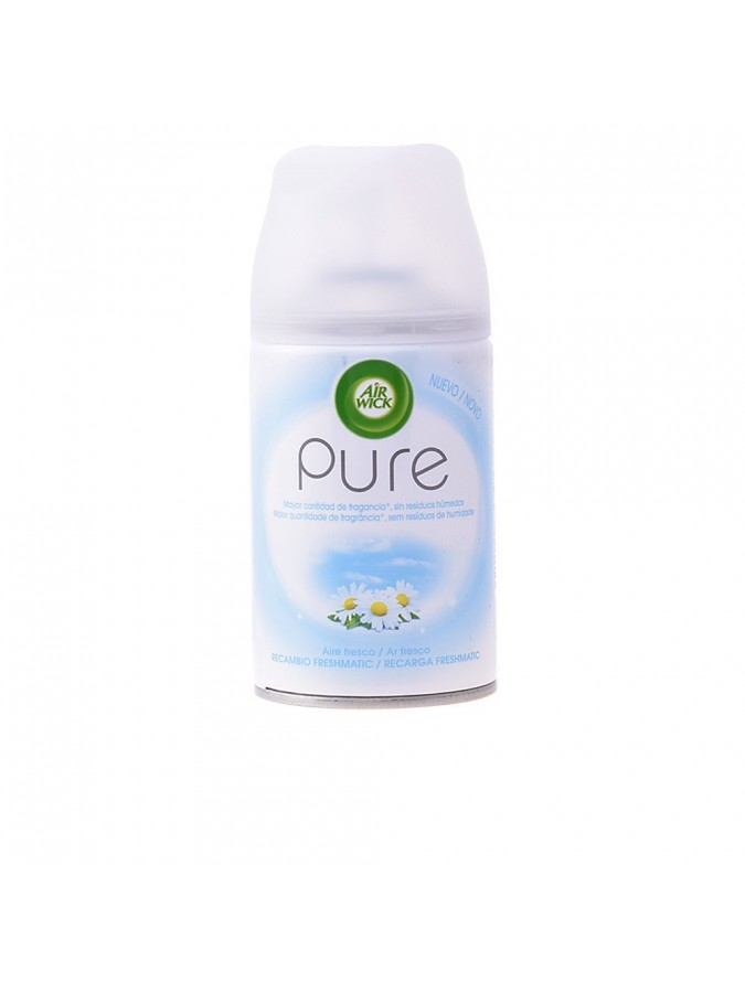 Air-Wick Freshmatic Air Freshener Recambio N Pure Aire Fresco 250 Ml