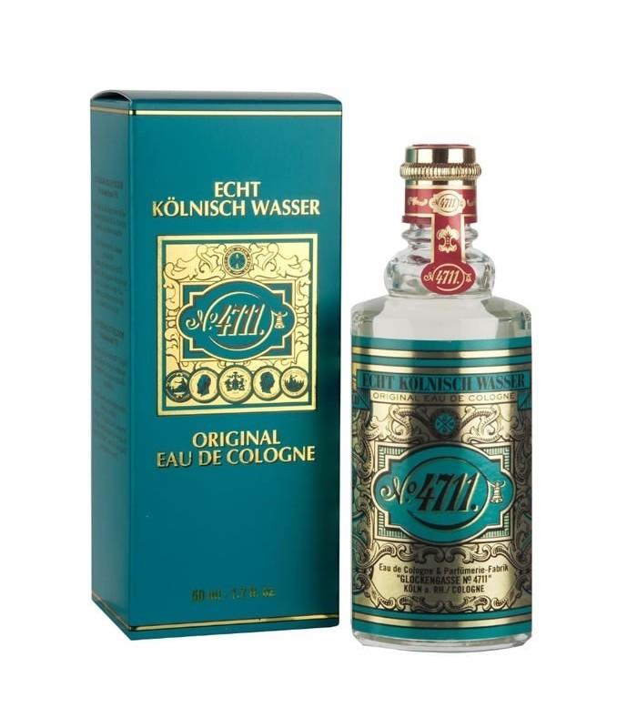 4711 Eau De Cologne 50Ml Splash