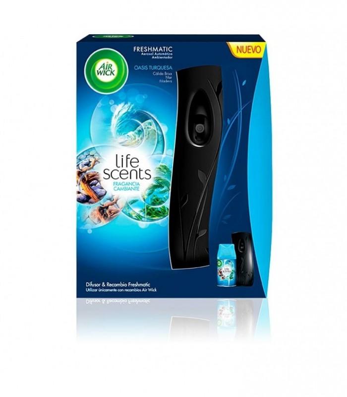 Air-Wick Freshmatic Air Freshener Completo N Oasis 250 Ml