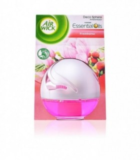 Air-Wick Deco Sphere Air Freshener Frambuesa 75 Ml