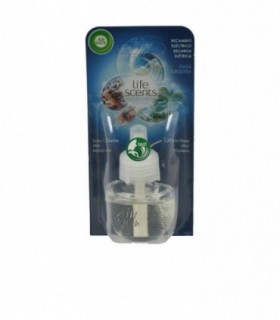 Air-Wick Air Freshener Electric Recambio N, Oasis Turquoise