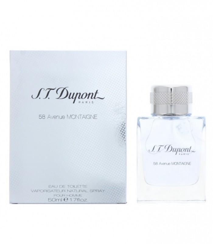 S.T. Dupont 58 Ave Montaigne M Eau De Toilette 50Ml