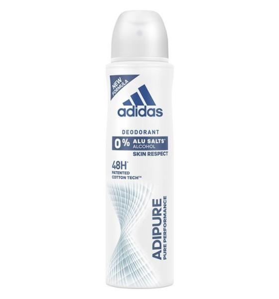 Adidas Adipure 48H Deodorant Spray 200Ml