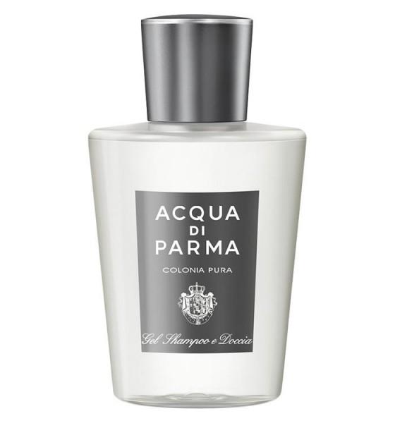 Acqua Di Parma Cologne Pura Hair & Shower Gel 200 Ml