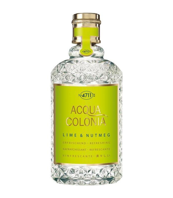4711 Acqua Colonia Lime & Nutmeg Eau De Cologne Spray 170Ml