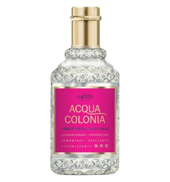 4711 Acqua Colonia Pink Pepper & Grapefruit Eau De Cologne Spray 50Ml