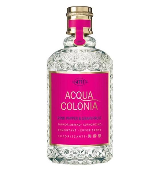 4711 Acqua Colonia Pink Pepper & Grapefruit Eau De Cologne Spray 170Ml